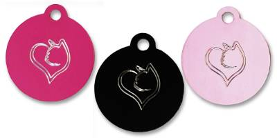 pet tag engraved small for dogs and cats